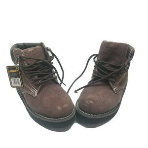 AWP Shoes Men's (Size 8) Construction Boot Wedge